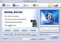 Emicsoft MP4 Convertisseur pour Mac