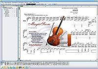 MagicScore Print Sheet Music