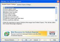 Tweaker for Outlook Express