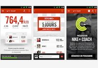 Nike+ Running iOS