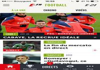 L'Equipe.fr iOS