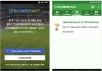 ScoreCast Free Android