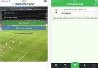 ScoreCast Free iOs