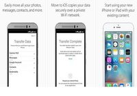 Move to iOS Android