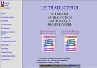 Le Traducteur Français-Espagnol Espagnol-Français