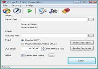 Video to Flash Converter