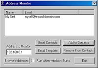 Twilight Utilities Address Monitor