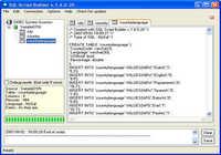 SQL Script Builder
