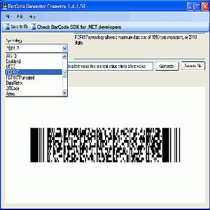 Download Bytescout BarCode Generator for Windows | Freeware