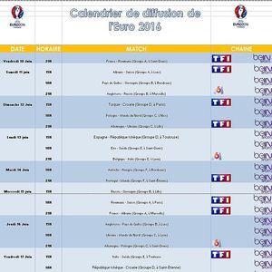 Calendrier Excel Euro 2020.Download Calendrier De Diffusion De L Euro 2016 For Windows