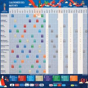 Coupe Du Monde De Football Calendrier.Telecharger Calendrier De La Coupe Du Monde 2018 Officiel