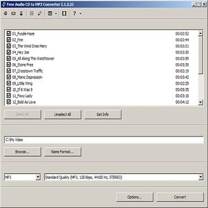 audio cd to mp3 converter download