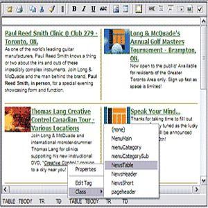 Download nBit HTML Editor ActiveX for Windows | Demo