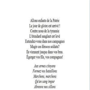 T 233 L 233 Charger Paroles De La Marseillaise Word Pour Windows