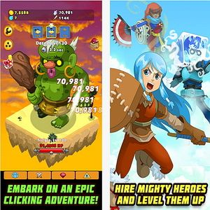 Download Clicker Heroes Android | Google Play
