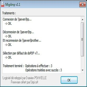 Download MigrImp v1 1 1 for Windows | Freeware