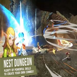 Download World of Dragon Nest Android Bêta   Site