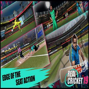 Download Real Cricket 19 iOS | App Store