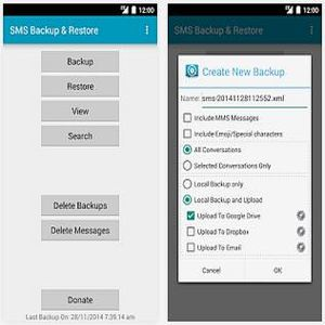 Download SMS Backup & Restore Android   Google Play