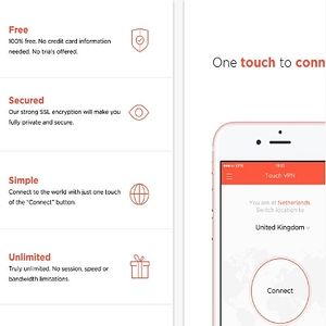 Télécharger Proxy VPN illimité gratuit (TOUCH VPN) iOS   App