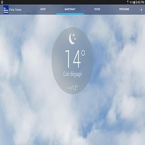 Download The Weather Channel Varie selon les appareils