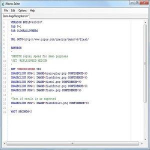 Download AF Free Website Monitoring Script Editor for Windows   Freeware