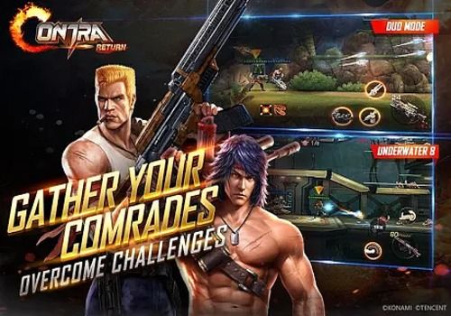 Download Garena Contra Returns Android 1 13 53 2191 | Freeware