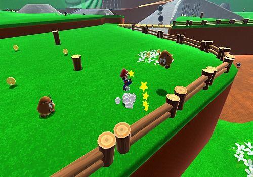 Download Super Mario 64 HD 5 0 0 39095 for Windows | Freeware