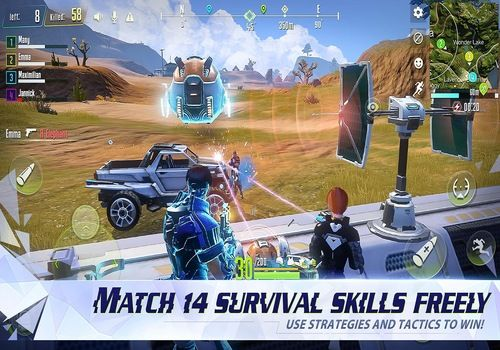 Download Cyber Hunter Android 0 100 130   Google Play