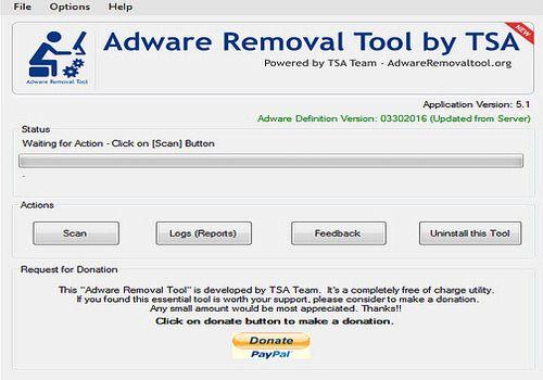 freeware to remove adware