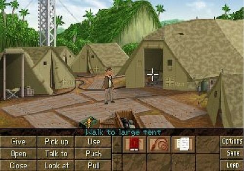 Download Indiana Jones and the Fountain of Youth for Windows