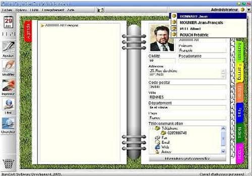 T 233 L 233 Charger Smart Organizer Pro Pour Windows Shareware
