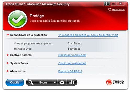 Titanium Maximum Security