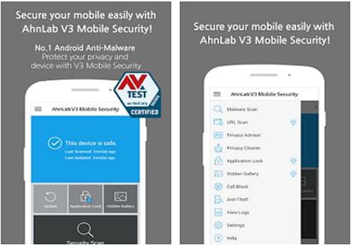 AhnLab V3 Mobile Security Android