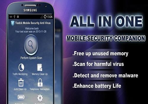 Teebik Mobile Security Android
