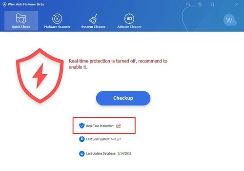 Wise Anti Malware