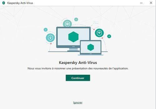 Kaspersky Antivirus 2020 Technical Preview