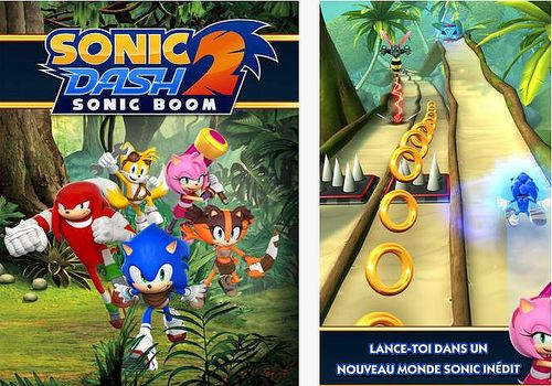 Sonic dash boom 2 | Sonic Dash 2: Sonic Boom on the App Store