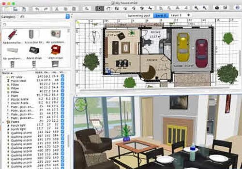 t l charger sweet home 3d mac 6 1 logiciel libre. Black Bedroom Furniture Sets. Home Design Ideas