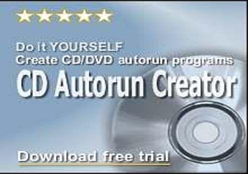 Download CD Autorun Creator for Windows | Shareware