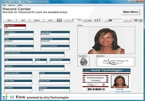Download For Card Windows Id Photo Flow Demo Software