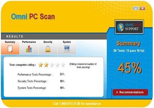 Omni PC Scan