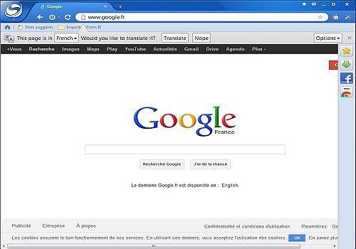 Download Baidu Spark Browser 43 23 1000 for Windows | Freeware