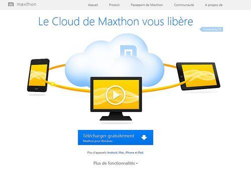 MAXTHON 2013 TÉLÉCHARGER 3