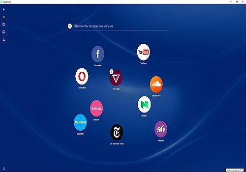 Download Opera Neon for Windows | Freeware