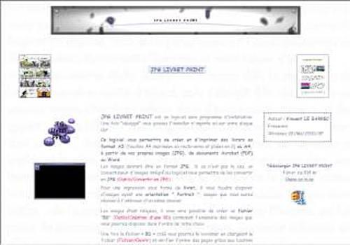 JPG Livret Print