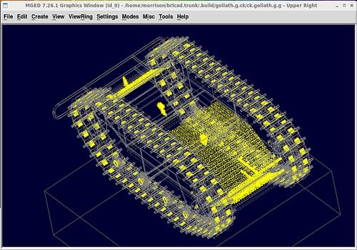 Download BRL CAD for Windows | Logiciel Libre