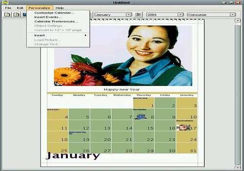 MyPhoto Calendars
