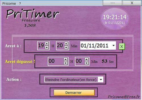 Pritimer