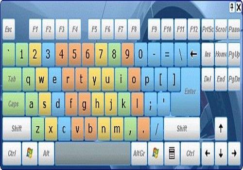 Download Comfort On-Screen Keyboard Lite for Windows   Shareware
